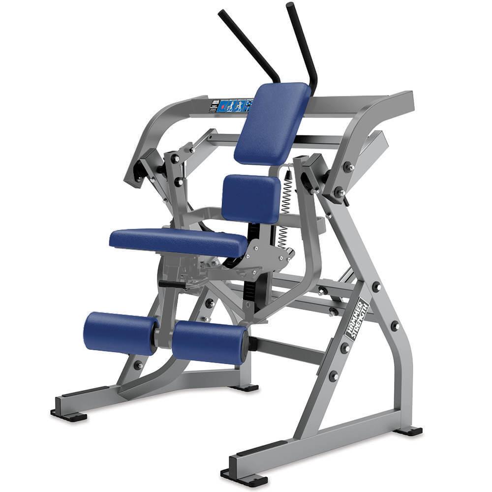 Hammer Strength Gripper: New Free Weight Equipment