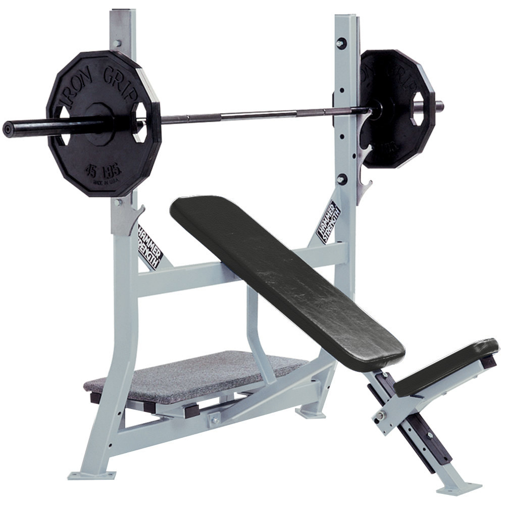 New Free Weight Equipment